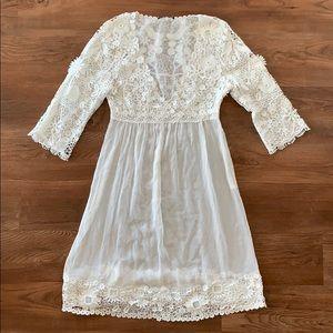 Elie Tahari Dress Coverup